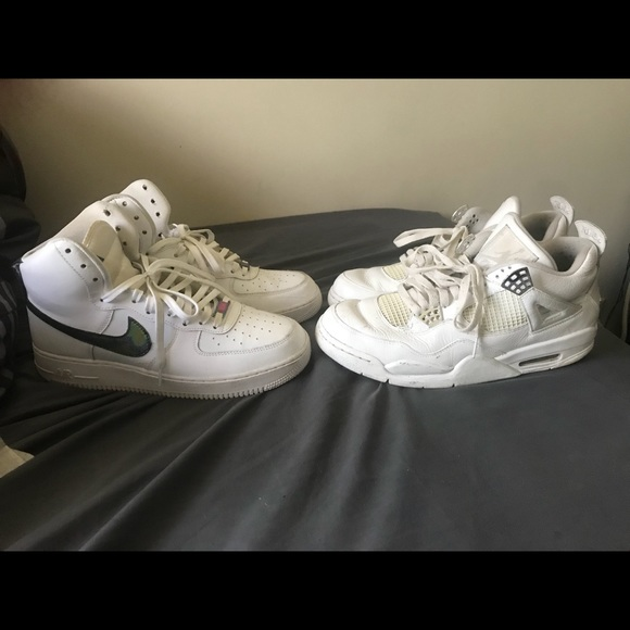 Shoes | Nike Air Force 1 High Pure